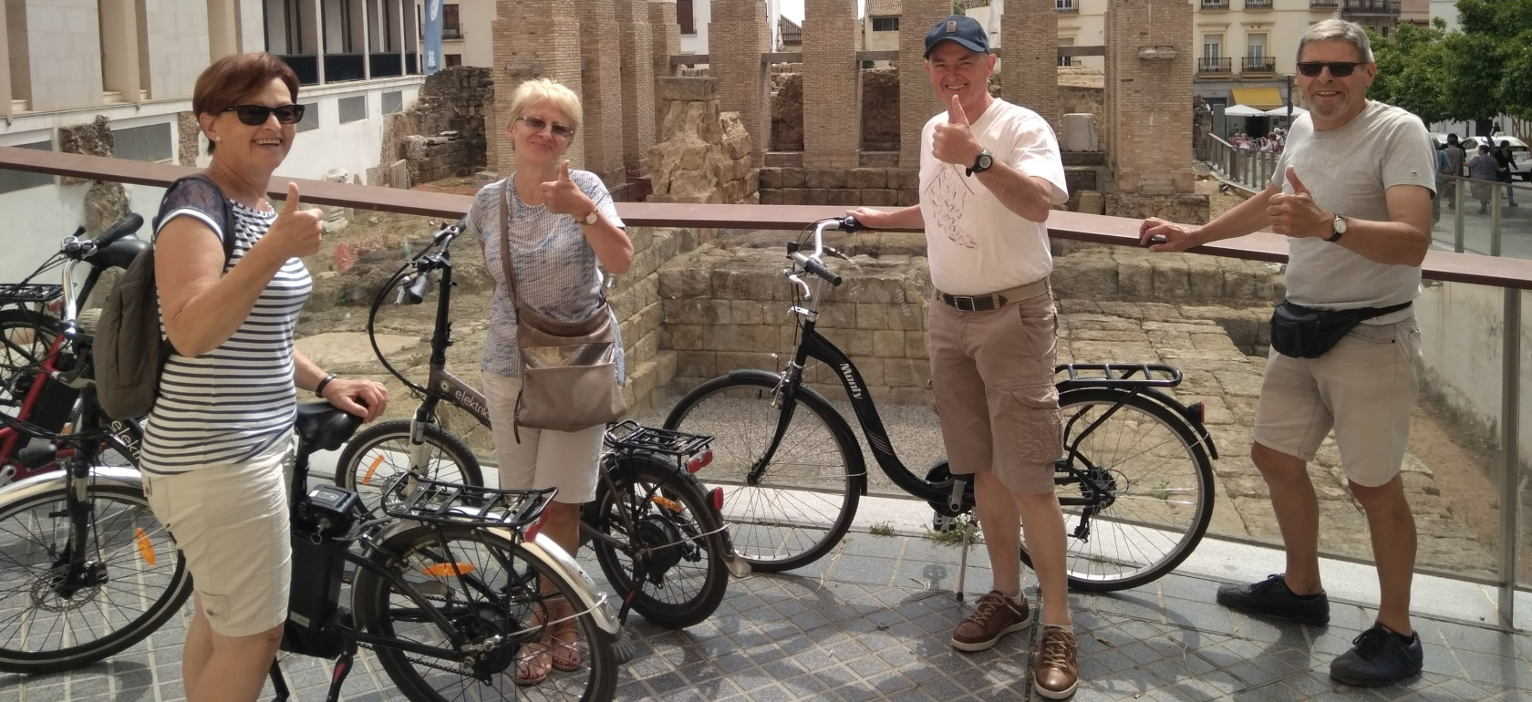 Córdoba Highlight Bike Tour
